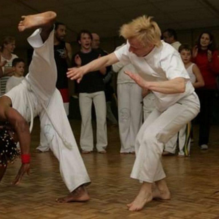 Capoeira Odara