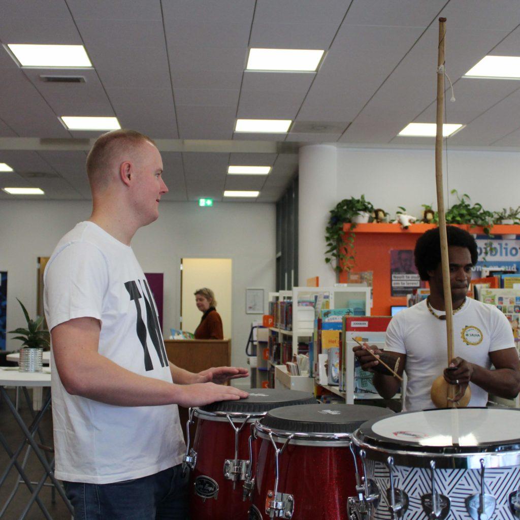 Capoeira Odara Workshop-10