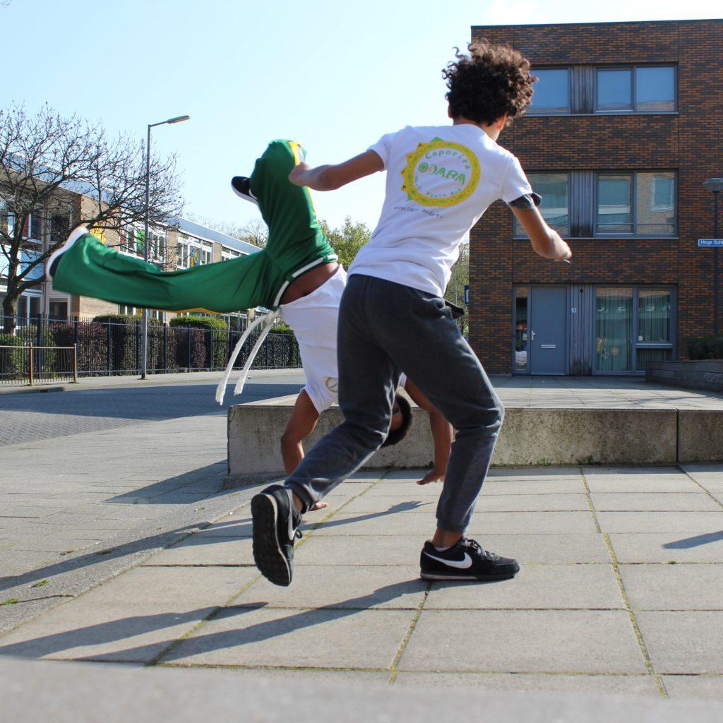 Capoeira Odara Workshop-17