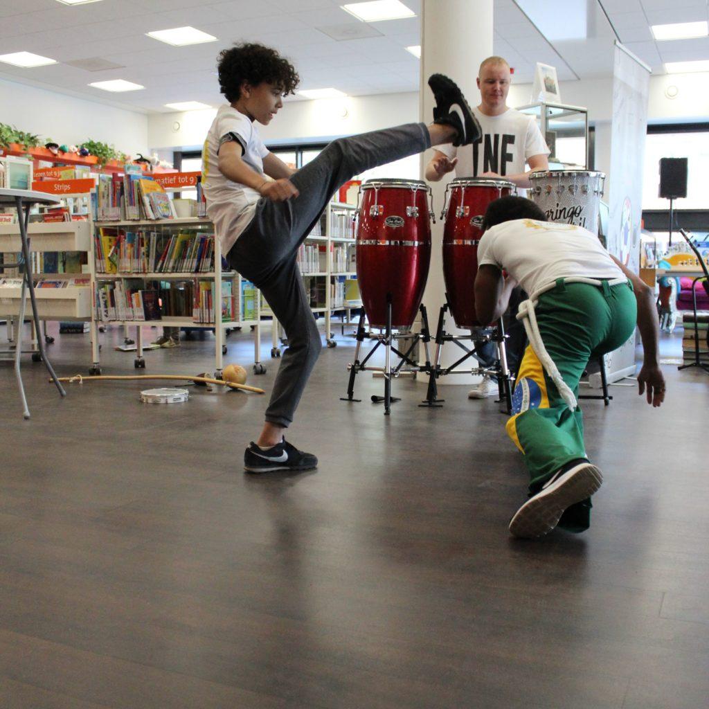 Capoeira Odara Workshop-70